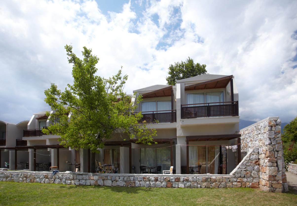 Olympian Bay Grand Resort Ανακαίνιση & Κατασκευή Λεπτοκαρυά Πιερίας 