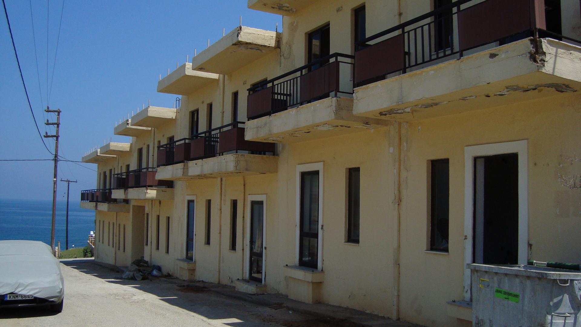 Πάνορμο Beach Hotel Ριζική Ανακατασκευή/Ανακαίνιση Ρέθυμνο Κρήτης