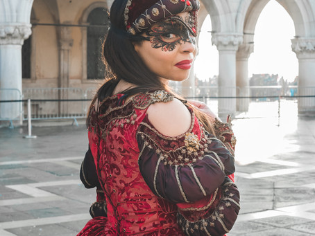 Venice Carnival 2019 - In Praise Of Dream, Folly and Sin (REPOST)