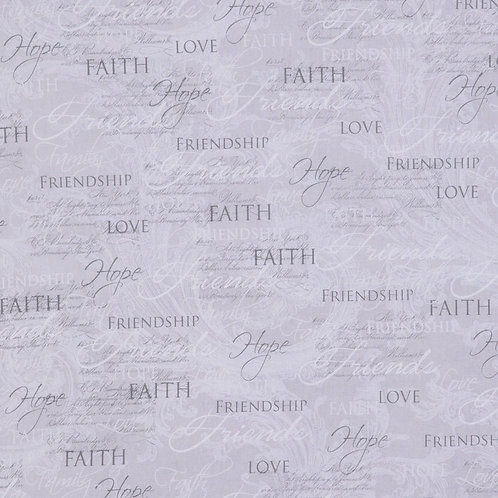 Friendship & Faith