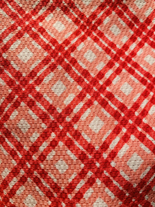 Red & Pink Checkers