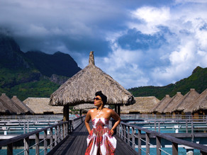Paradise Found - Bora Bora