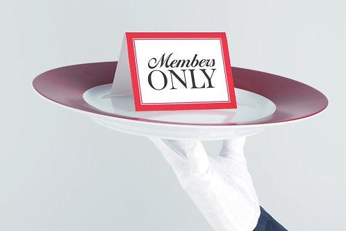 Seeing RED Membership