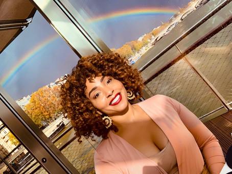 Chasing Rainbows: Restaurant Review - Ducasse Sur Seine, Paris