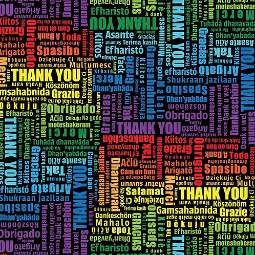 World of Thanks