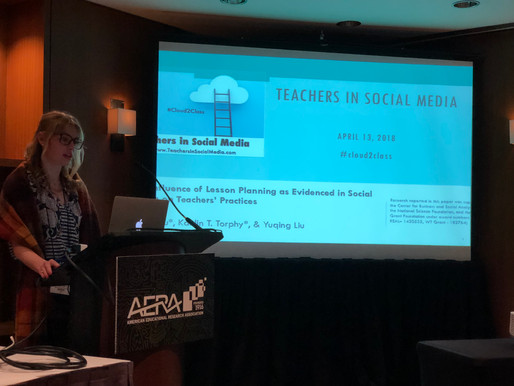 American Educational Research Association Conference 2018