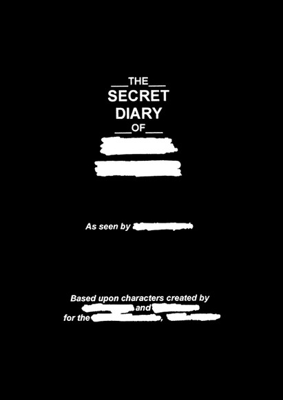MICHAEL ROY,  The secret diary of…  2011 – Edition 100 – 210 pages – 21x15cm - € 25.00