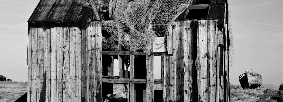 Fishermans hut