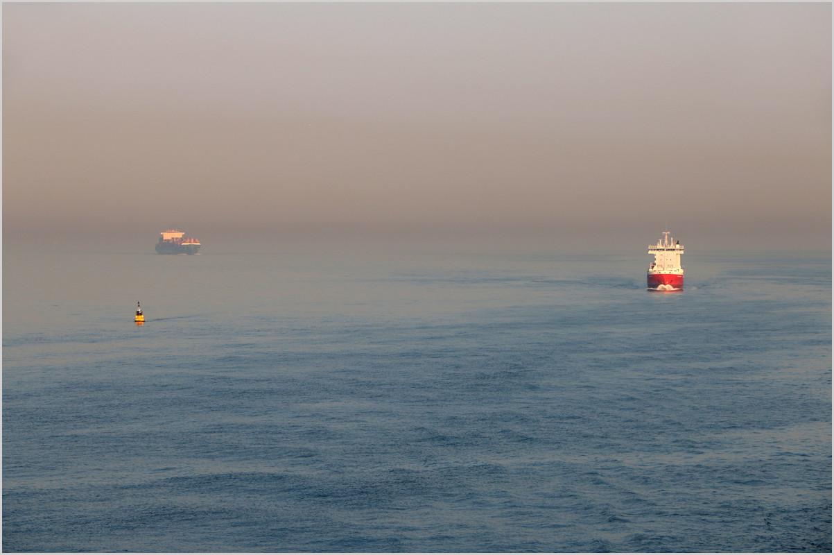 19 Sea at Dawn
