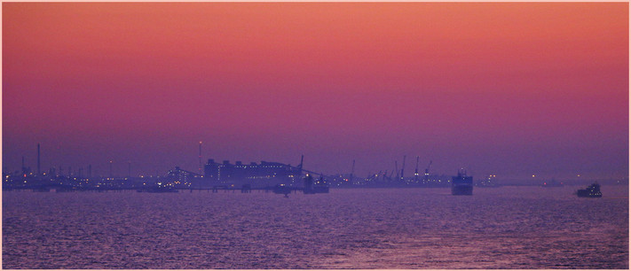 Humber, After Sunset: Ken White