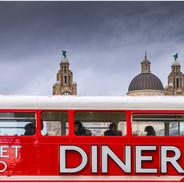 2nd: Street - Skyline diner