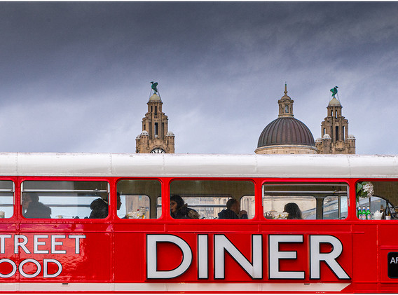 Second Place: Skyline diner
