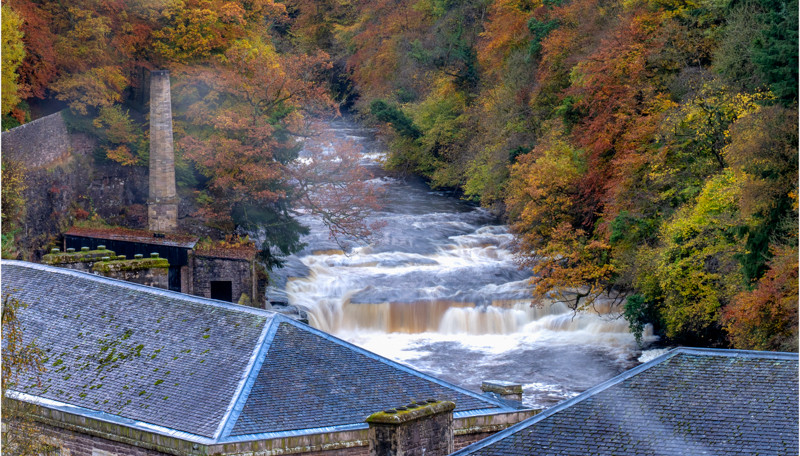Industrial Autumn