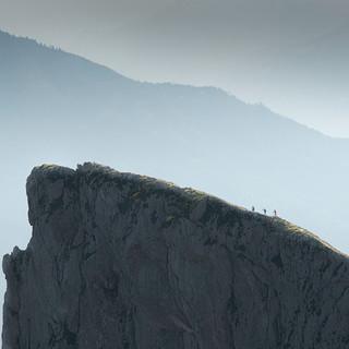 3rd Print: The Ridge Walk