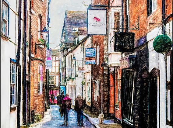 Ludlow Lane