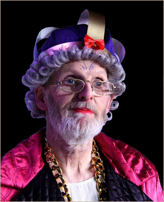 The Pantomime King