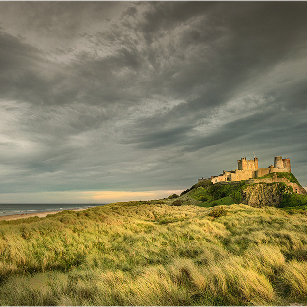 DPI: 2nd -  Last light at Bamburgh.jpg