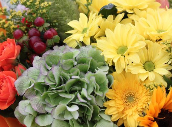 12 Autumn bouquet.