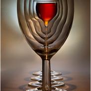 1st: Still Life - Wine line