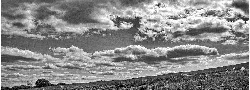 Shropshire Skyscape