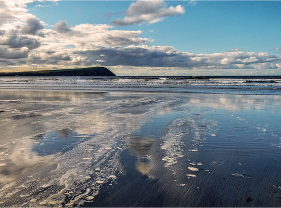 17 Beach Reflections.