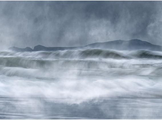 Ocean impression