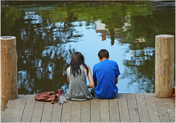 Quiet Moment Together