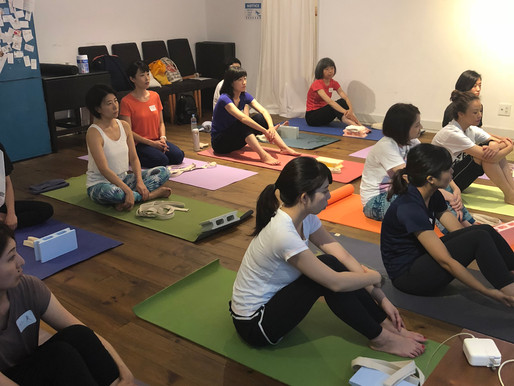 Yoga & Lunch  第10回