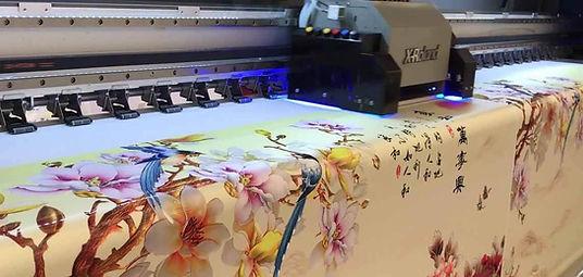 печать на тканях в омске
