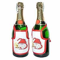 Фартук на бутылке Омск