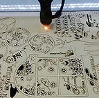 Лазерная резка гравировка омск