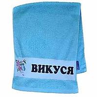 Печать на полотенце Омск