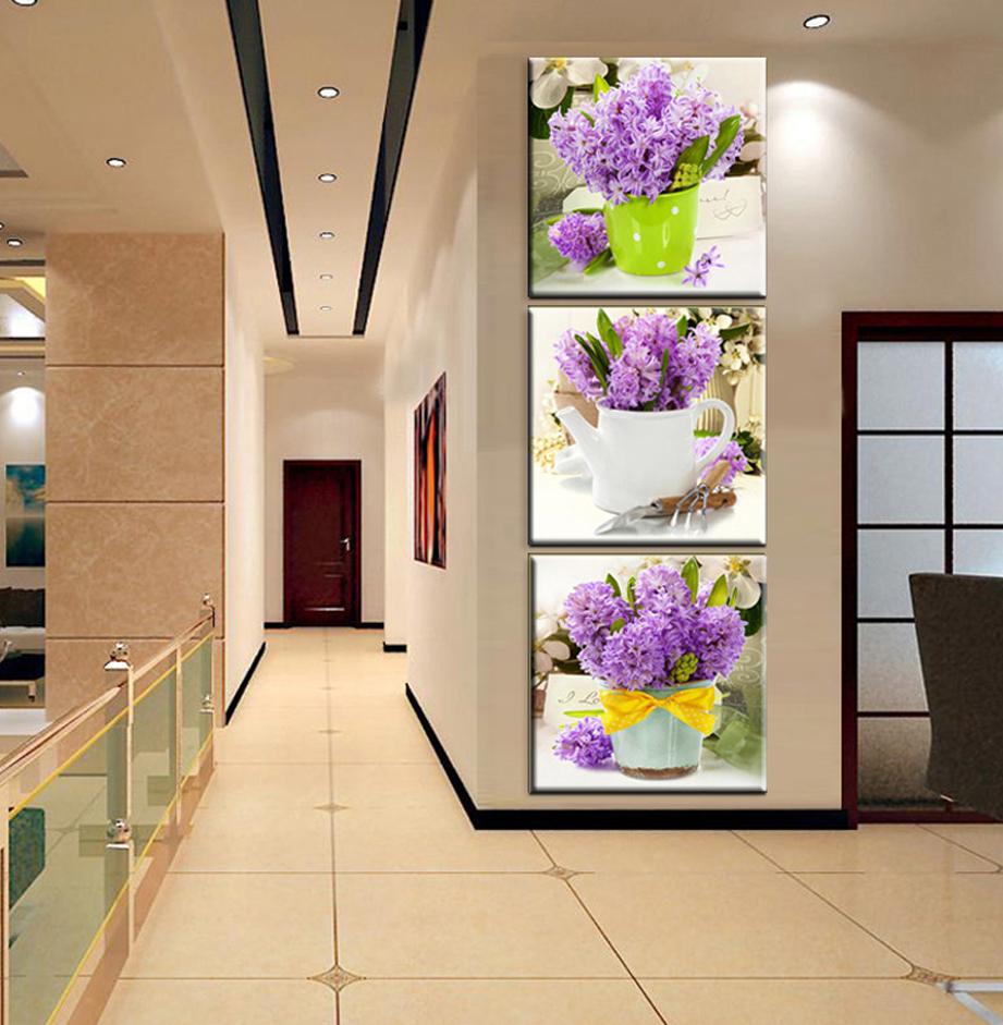 Живопись-Cuadros-Decoracion-масло-3-шт-стены-искусства-декоративные-панно-для-гостиной-печать-на-хол