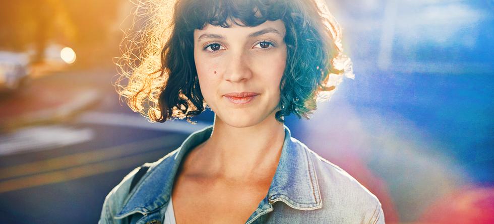 Portret van de jonge Vrouw