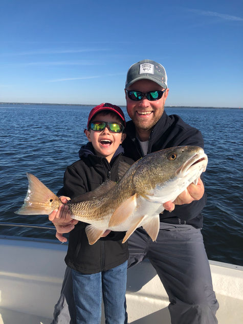 Kids Fishing Charter