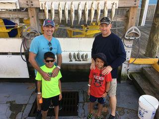 Inshore Fishing Trip