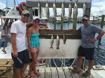 Destin Inshore Fishing Trip