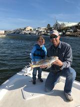 Kids Fishing Charter