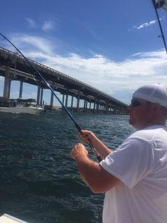 Destin Bridge Fishing Charter