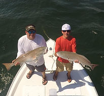 Destin Bay Fishing Redfish