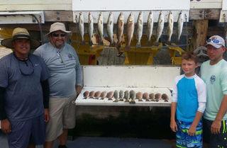 Inshore Fishing Trip Destin
