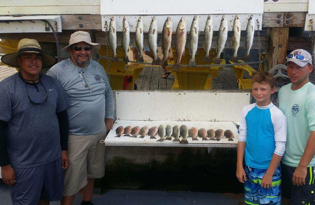 Inshore Fishing Trip Destin