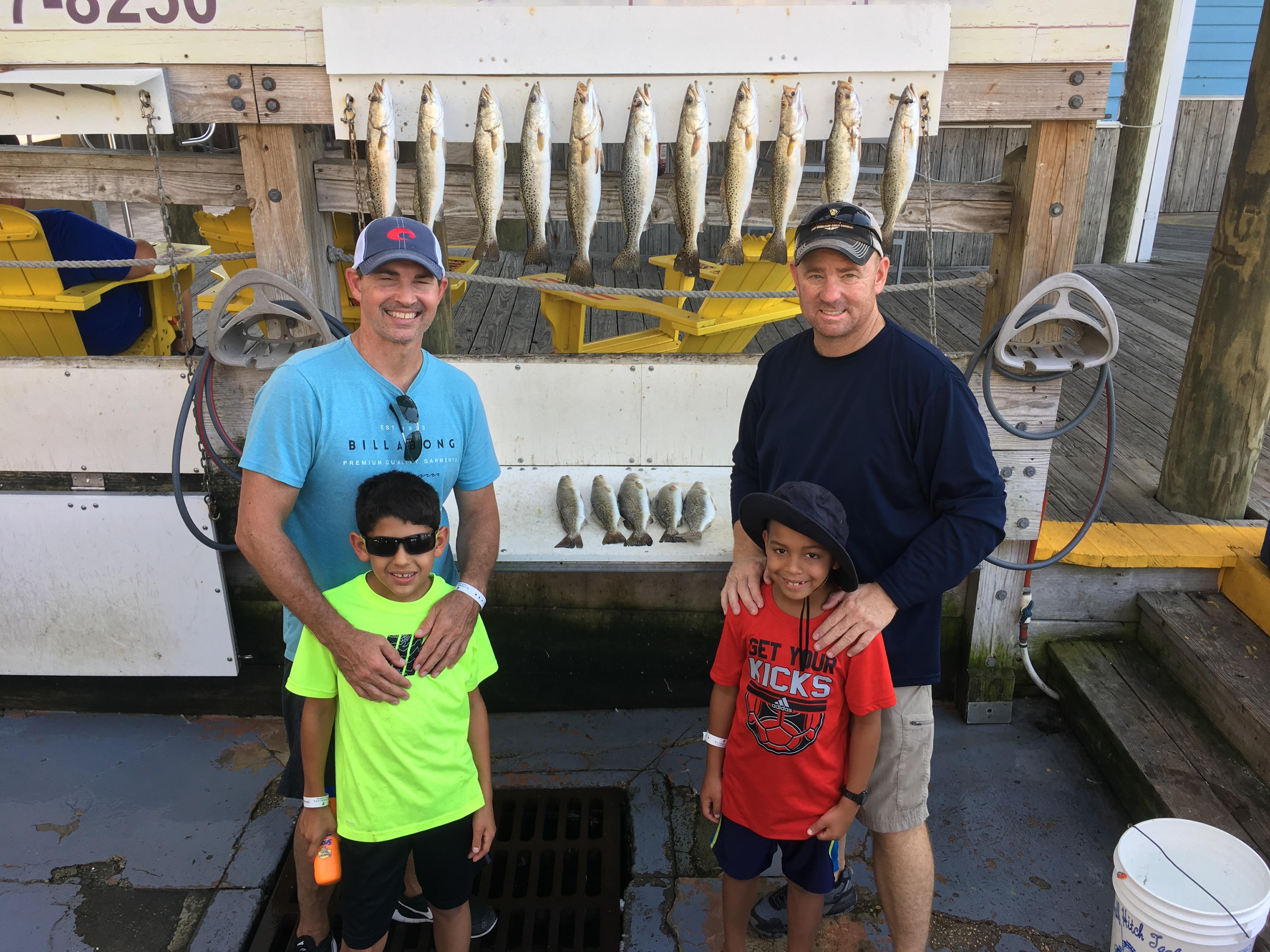 4 Hr Fishing Trip
