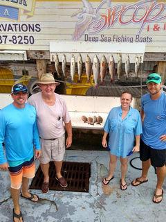 Inshore Bay Fishing