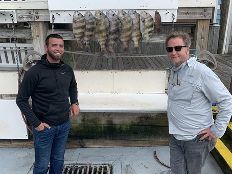 Spring fishing charters