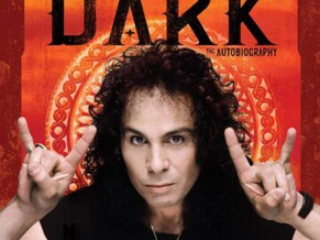 RONNIE JAMES DIO autobiography out July 27th