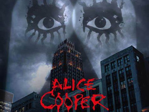 "Alice Cooper's new album ""Detroit Stories"" out February 26th, new video released"