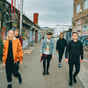 UK punks DRONES release new single 'Learn' From the forthcoming album 'Our Hell Is Right Here'