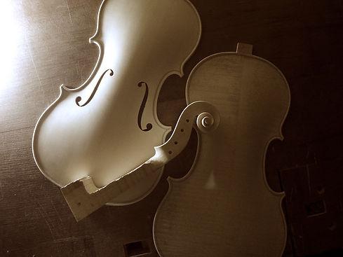 弦楽器工房, La Stellina, バイオリン製作教室, 製作, 修理, 修復, 調整, 毛替え