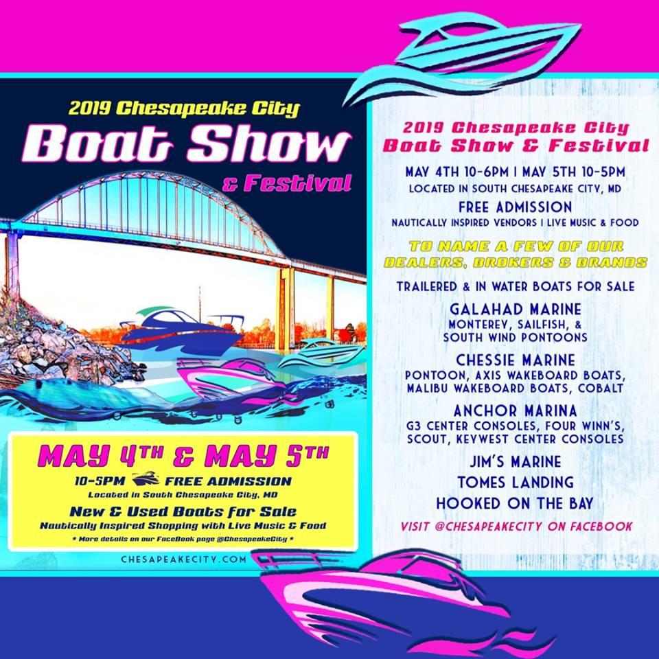 Chesapeake City Boat Show